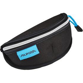 Alpina Tri-Scray Okulary rowerowe czarny